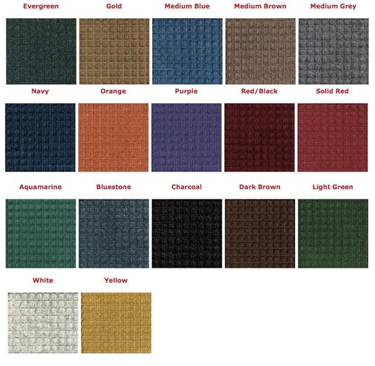 Waterhog Classics Colors